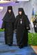 Pühtitsa Jumalaema Uinumise Stavropigiaalse Naiskloostri eestseisja iguumenja Filareta ja saatja nunn Katariina