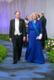 Madalmaade Kuningriigi suursaadik Karen Selma van Stegeren abikaasaga.