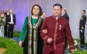 Kasahstani Vabariigi suursaadik Murat Nurtleuov abikaasaga