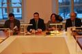 Коалиционные консультации центристов, EKRE и Isamaa.