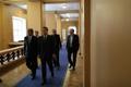 Koalitsiooni moodustavad erakonnad kohtusid diplomaatidega
