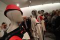 """Näituse """"Sots art ja mood. Kontseptuaalsed rõivad Ida-Euroopast"""" avamine."""