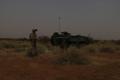 ESTPLA-28 on night patrol west of Gao, Mali, March 2019.