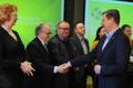 Собрание Совета уполномоченных Центристской партии.