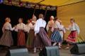 Nootdorp, Netherlands-based folk dance troupe Tuuletütred performing. June 2017.