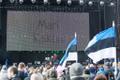Kõigi Eesti Laul concert at the Tallinn Song Festival Grounds on Sunday. 14 April 2019.