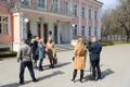 Ministrikandidaat Riina Solman pärast kohtumist presidendiga