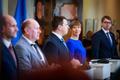 President Kersti Kaljulaid nimetas Jüri Ratase teise valitsuse ametisse