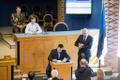 Keskerakonna, Isamaa ja EKRE ministrid andsid ametivande