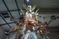 """Eesti paviljon 58. Veneetsia biennaalil, korraldaja Kaasaegse Kunsti Eesti Keskus (Kris Lemsalu """"Birth V – Hi and Bye"""". Näitusevaade)"""