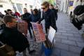 Võimalik meeleavaldus Le Peni visiidi vastu