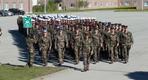 Prantsuse kaitseväelased vahetasid Tapal teenivad Belgia kaitseväelased välja.