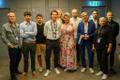 Члены эстонской команды