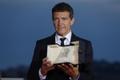 Cannes'i lõputseremoonia, parim näitleja Antonio Banderas