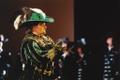 "Estonia teatri solist Jassi Zahharov ooperis ""Cyrano de Bergerac"". 1999"