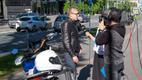 Johannes Tralla sõidab uue saate jaoks mootorrattaga mööda Euroopat
