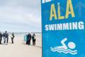 Открытие пляжного сезона на пляже Пирита.