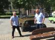 Koolis õpetajana alustav Ainar Ruussaar ja Hendrik Agur Kohtla-Järvel.