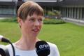 President Kersti Kaljulaid Ida-Virumaal.