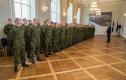 Министерство обороны наградило участвовавших в военных миссиях военнослужащих.