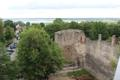 Haapsalu's newly renovated episcopal castle and museum.