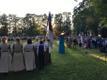 Laulupeotule rahvapidu Tapal, kaasa löövad ka NATO liitlased Ühendkuningriigist ja Prantsusmaalt.