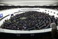 Первое заседание новоизбранного Европейского парламента.