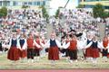 Final, dress rehearsal of the XX Dance Festival at Kalev Stadium. July 4, 2019.