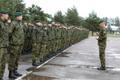 Viru pataljoni ülemuse vahetus.