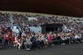 A free film music concert was held at Tallinn Song Festival Grounds on Monday. July 15, 2019.
