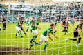 Tallinna FC Flora Euroopa liiga teise eelringi avamängus Frankfurdi Eintrachti vastu