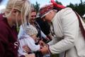 The XXVI Seto Kingdom Day was held in Küllätüvä. Aug. 3, 2019.