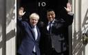 Prime Minister Jüri Ratas (Centre) met with British Prime Minister Boris Johnson in London on Tuesday. Aug. 6, 2019.