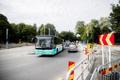 Roadworks in Tallinn through August.