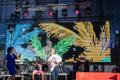 Wagwan Festival at Tallinn Song Festival Grounds. Aug. 9, 2019.