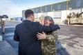 Jüri Ratas meets KRH personnel based at Tapa as part of NATO's eFP.