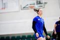 EM-ile sõitva naiste võrkpallikoondise treening