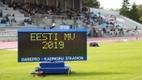 Eesti meistrivõistlused kergejõustikus