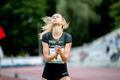 Ksenija Balta kergejõustiku Eesti meistrivõistlustel