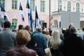 Meeleavaldus Jüri Ratase toetuseks.