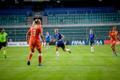 Naiste jalgpalli EM-valiksarja kohtumine Eesti - Holland