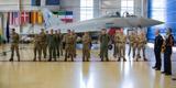 Tšehhid vahetasid NATO õhuturbe missioonil britid välja.