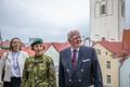 Icelandic delegation visit to Estonia on Friday, Aug. 30, with  Arnór Sigurjónsson,  Director General of the Icelandic Defence Directorate, and Ólöf Hrefna Kristjánsdóttir, Director of the Icelandic Crisis Response Unit.