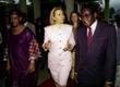 Robert Mugabe ja Hillary Clinton 1997.