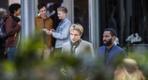 """Christopher Nolani """"Teneti"""" võtted jõudsid Oslosse. Pildil Robert Pattinson (vasakul) ja John David Washington."""