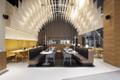 Restoran Tokumaru kaubanduskeskuses T1 Mall of Tallinn - Mari Põld (T43 Sisearhitektid), Tomomy Hayashi (Hayashi-Grossschmidt Arhitektuur), kaasa töötas Helen Teetamm.