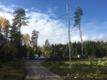 Maapõueuuringute ettevalmistustööd Jõhvi ja Toila piiril.