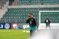 Saksamaa jalgpallikoondis treeningul enne EM-valikmängu Eestiga