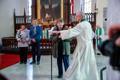 Tallinna Jaani kirikus avati kaks uut vitraažakent.