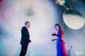 """Uuslavastuses """"KIHK"""" on peaosades Pääru Oja ja Kristi Kimmel."""